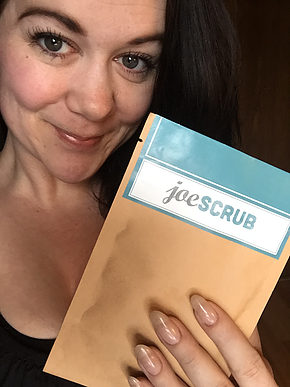 joeSCRUB Coffee, Matcha & Charcoal Scrub Review by MsLindsayM Fashion & Beauty Blog