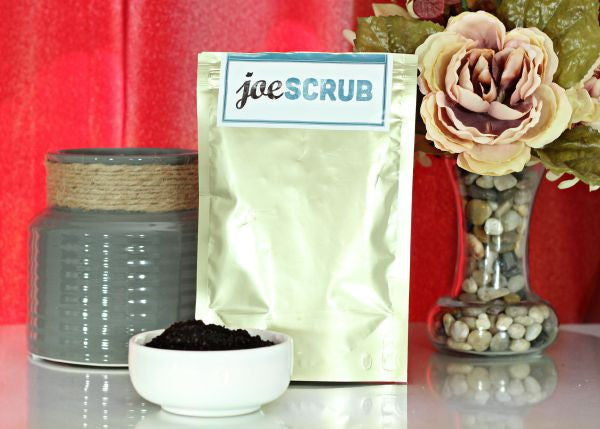 joeSCRUB Coffee Scrub Review by Beyond Beauty Lounge