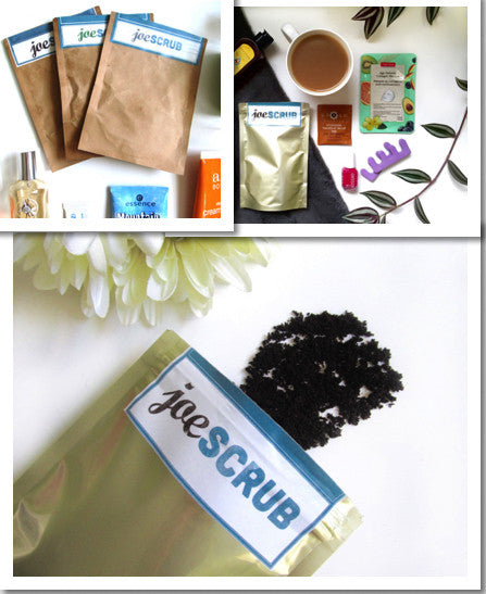 joeSCRUB Coffee, Matcha & Charcoal Scrub Review by Ellerow Beauty & Lifestyle Blog (Part 2)