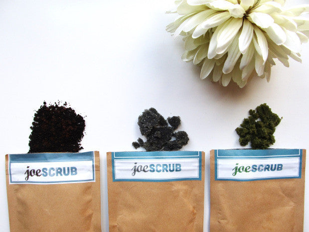 joeSCRUB Coffee Scrub, Matcha Scrub & Charcoal Scrub Review by Ellerow Beauty & Lifestyle Blog (Part 1)