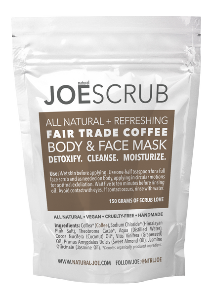 JOESCRUB Coffee Body & Face Mask (150g)