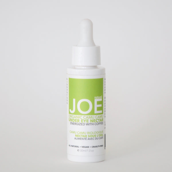Natural JOE Organic Camu Camu Under Eye Nectar