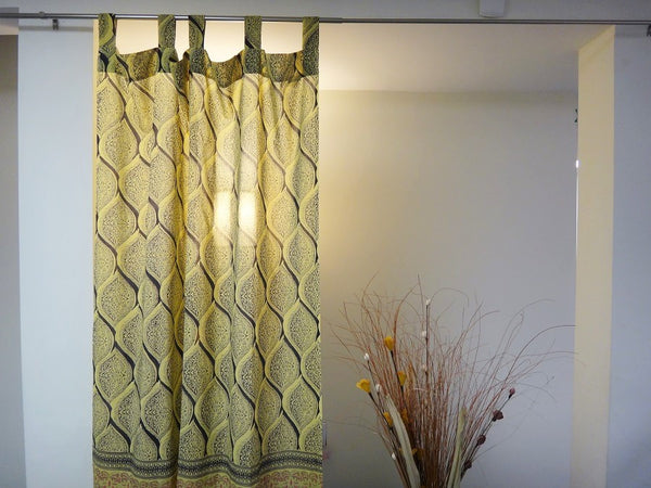 Window Curtains/Valance
