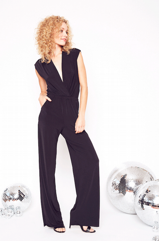 Classic Jumpsuit-Ripley Rader