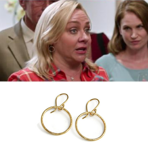 14k- Gold-Small-Hoops