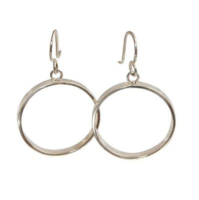 Medium Erica Hoops - Emma's Jewelry Box