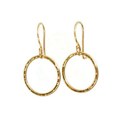 Small 14K Gold Hoop Earrings - Emma's Jewelry Box