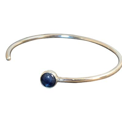 Kyanite Cuff Bracelet - Emma's Jewelry Box