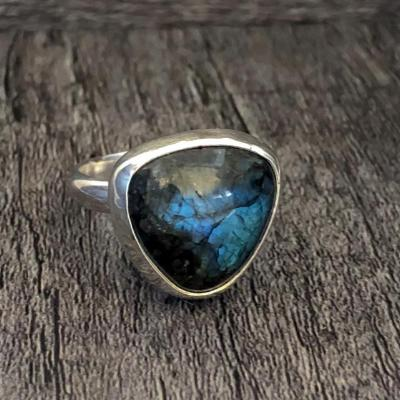 Labradorite Ring - Emma's Jewelry Box