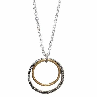 silver_gold_hoops_necklace