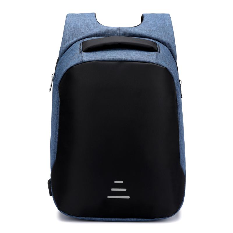 The Modern Bag Blue Front
