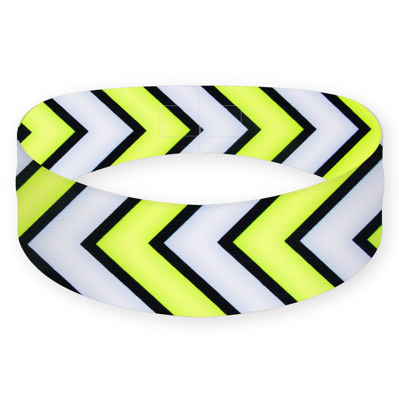 glowing-chevron