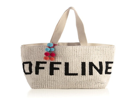 Offline Tote, Ivory