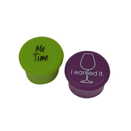 CapaBunga ® Me Time & I Earned It Wine Cap