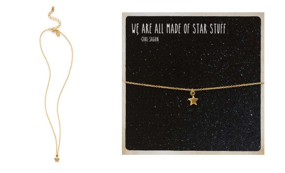 We are all Stars Necklace