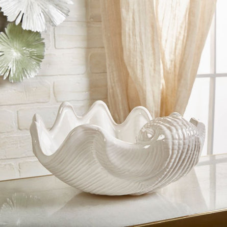 "12"" Seashell Planter"