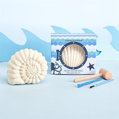 Ocean Adventures Excavation Kit in Gift Box