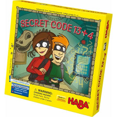 Secret Code Board Game