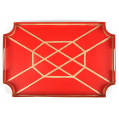 Dont Fret Red Tray