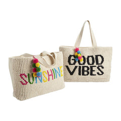 Good Vibes Summer Tote