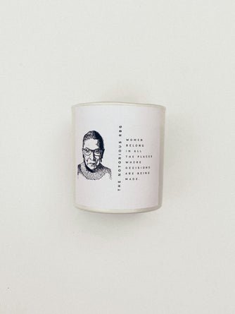 Limited Edition RBG Candle