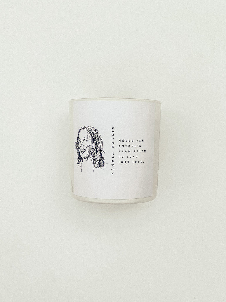 Limited Edition Kamala Candle