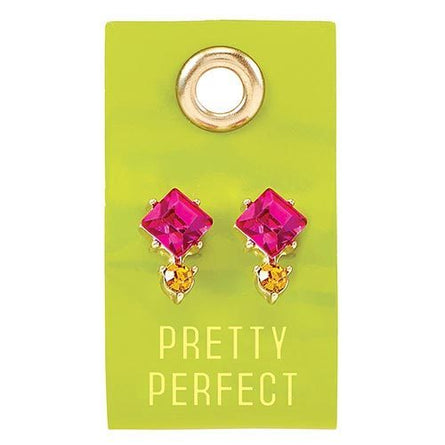Pretty Perfect Gemstone Earrings