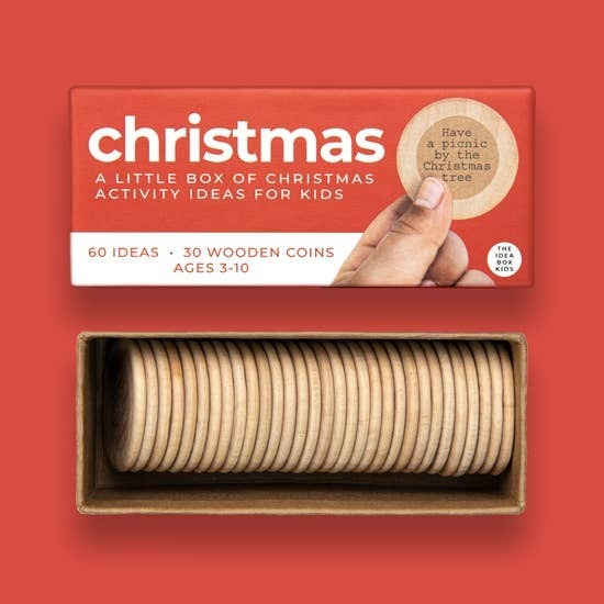 Christmas Activities Idea Box for Kids
