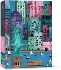 New York City 1000 Piece Puzzle