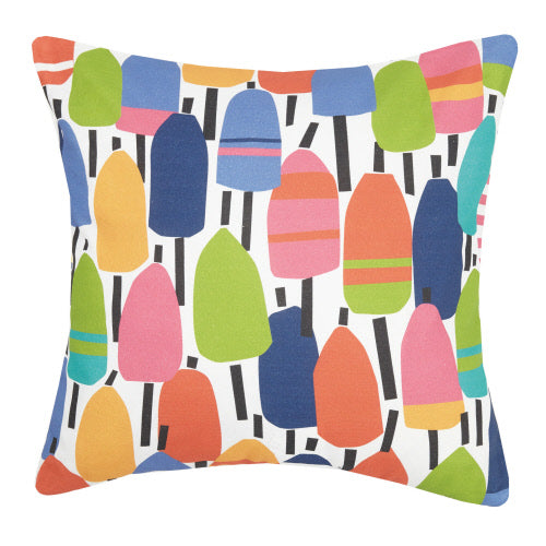 Buoy Square Pillow 20 X 20""