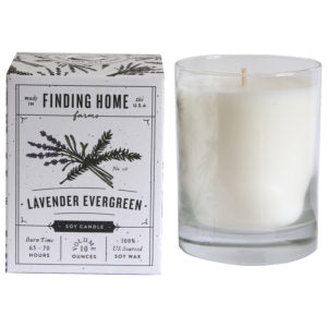 Fh Lavender Evergreen 10 Oz Candle
