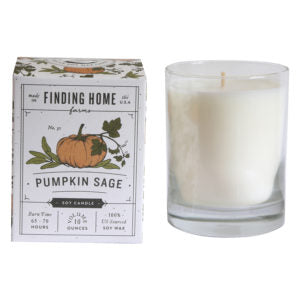 FH Pumpkin Sage 10oz Candle