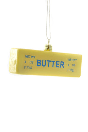 Stick of Butter Ornament Small