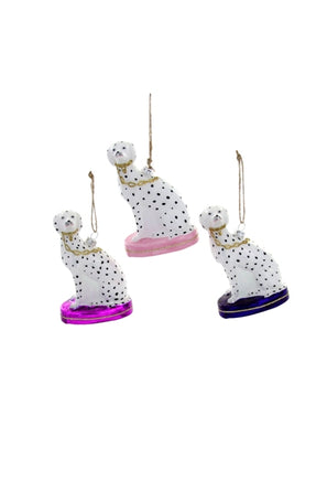 Regal Dalmation Ornament