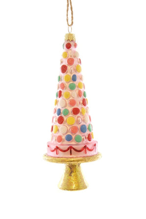 Macaroon Tower Multi Ornament