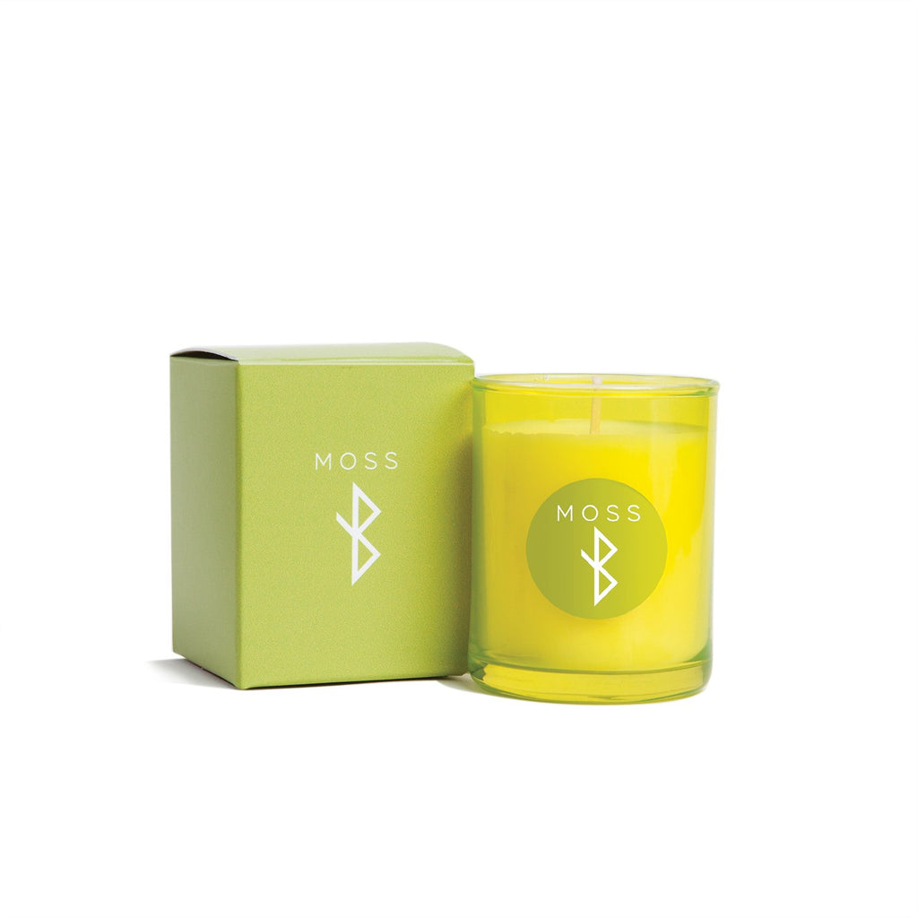 Halló Iceland™ Moss (Green) Herb Candle