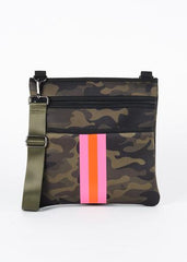 Peyton Thrill Camo Smart Crossbody