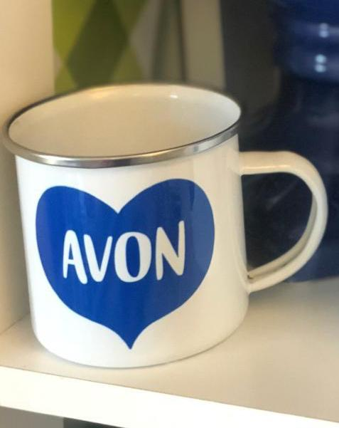 Avon CT Camp Mug