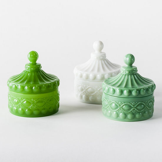 Glass Candy Dish (each)
