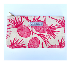 Pink Pineapple Punch Lilibridge Clutch