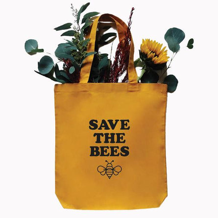 Save The Bees SMALL Tote