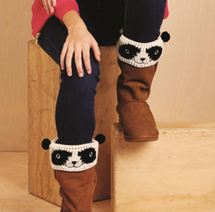 Animal Boot Cuff (4 designs)
