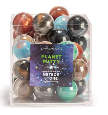 Planet Putty, Glow In the Dark