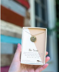 Girl Boss Boxed Necklace