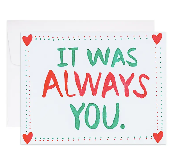 Always You Greeting Card