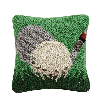 Golf Club Mini Pillow