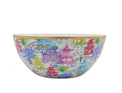 Large Garden Party Bowl 14""