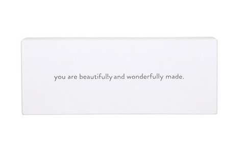 Art- You are Beautifully and Wonderfully Made