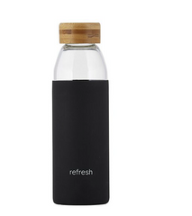 Refresh Glass Water Bottle