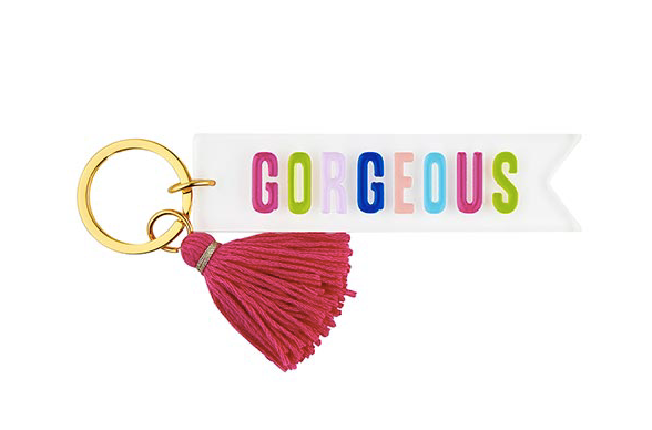 Key Chain Gorgeous